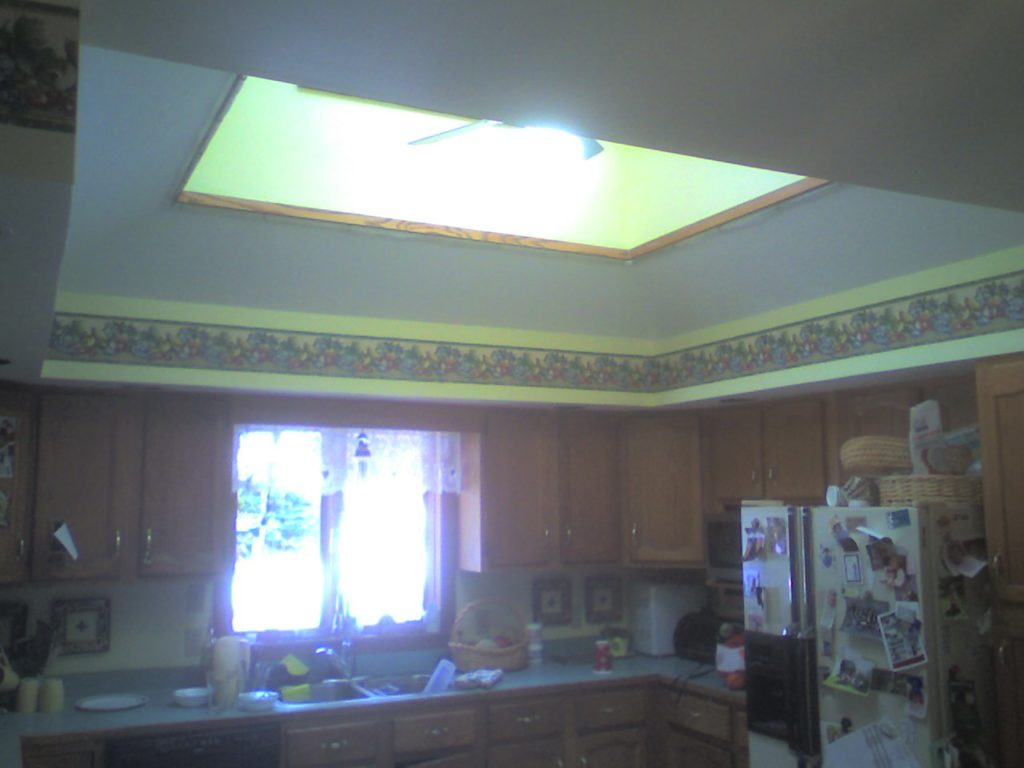 interior picture of customer's home