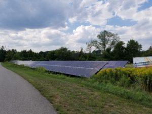 Solar Farm Instillation