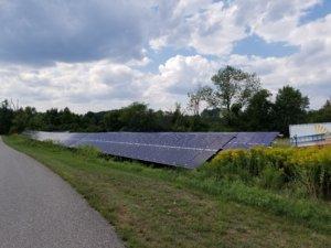 80kw solar farm