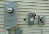 Solar Disconnect & Revenue Meter